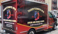 Box Truck Wraps Westchester, NY