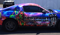 Custom Car Wraps Dallas, TX