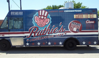 Custom Food Truck Wraps