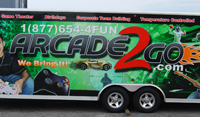 Advertising Car Wraps- New York