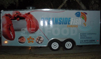 Advertising Trailer Wraps