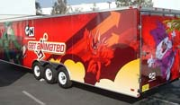 Trailer Wraps California