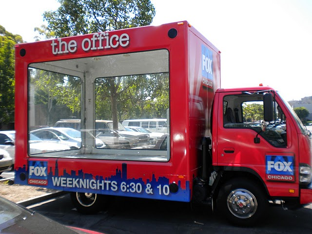 Graphic vehicle wraps for Mobile AD in Los Angeles, CA