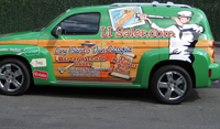 Car Wrapped in Nassau County, New York