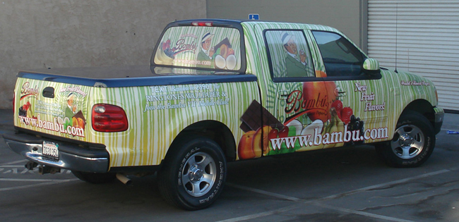 Full Truck Wraps in Hempstead, NY