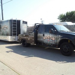 Trailer And Truck Wrap Dallas TX