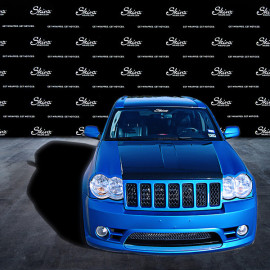 Jeep Color Car Wrap