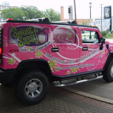 Car-Wrap-installed-on-a-Hummer-H2-for-Sweet-And-Sassy