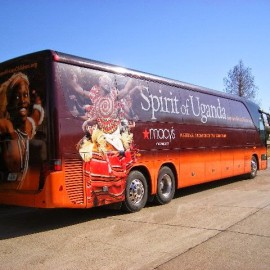 custom bus wraps
