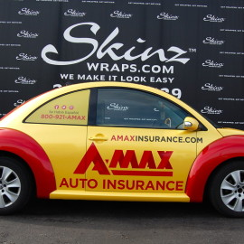 A-Max Car Wrap and Auto Graphics