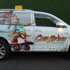 Full-Wraps-of-a-Toyota-Highlander-for-Club-Kiddoo-in-Montclair-New-Jersey