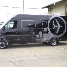 wrap your van