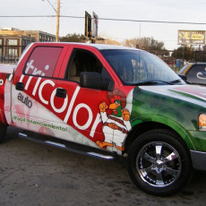 full-ford-truck-Wraps-Tri-Color-auto-in-Dallas-TX