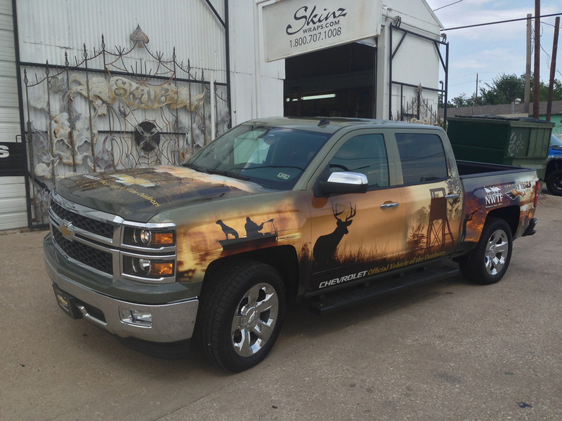 Custom Truck Wraps, Car Wrap Advertising, Truck Window ...