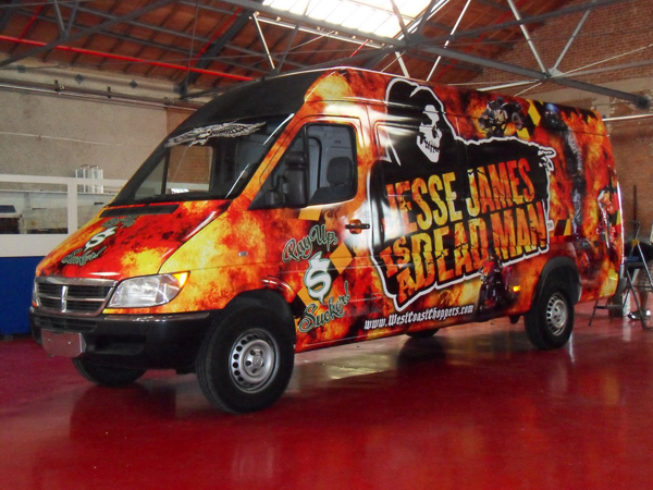 Customize Your Car With A Vinyl Wrap Vehicle Graphics