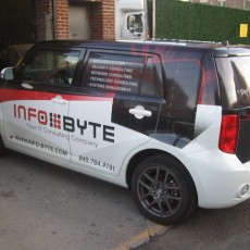 vinyl-wraps-on-a-Scion-Xb-for-Info-byte-in-New-York
