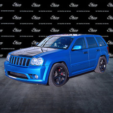 Jeep Cherokee Vehicle Wrap