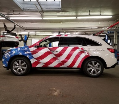 Car wraps dallas