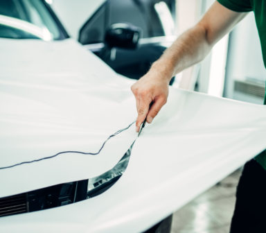 Taking Care of Your Car Wrap