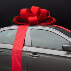 Gift Wrap Your Vehicle